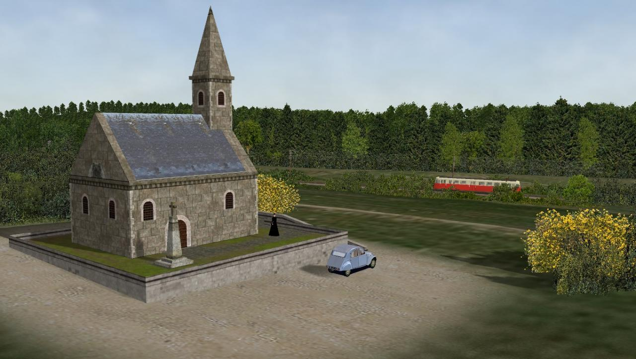 Coatloc'h Chapelle