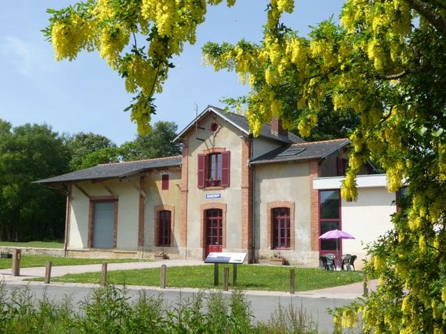 Musée Ancienne Gare du Réseau Breton