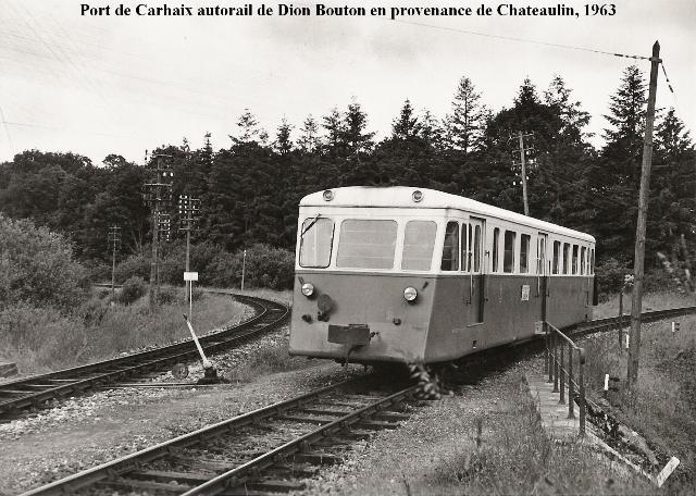 De Dion Bouton Port de Carhaix